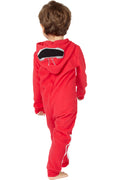 Power Ranger Boys' Red Ranger Critter Pajama