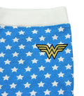 Intimo Big Girls' Wonder Women Retro 2 Piece Pajama Set