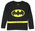 DC Comics Little Boys Batman Logo Dark Knight Costume Pajama Set