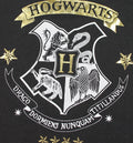 Intimo Harry Potter Little Boys Hogwarts Tee & Shorts Pajama Set
