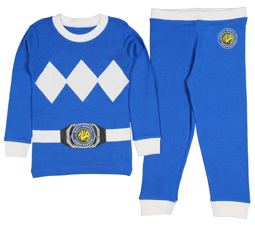 Intimo Kids Mighty Morphin Power Rangers Costume Pajama Set
