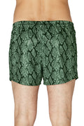 INTIMO Mens Snake Print Boxer Underwear
