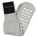 Intimo Womens Slipper Socks (Grey H.)