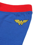 Wonder Woman Girls Toddler Tutu Pajama Set