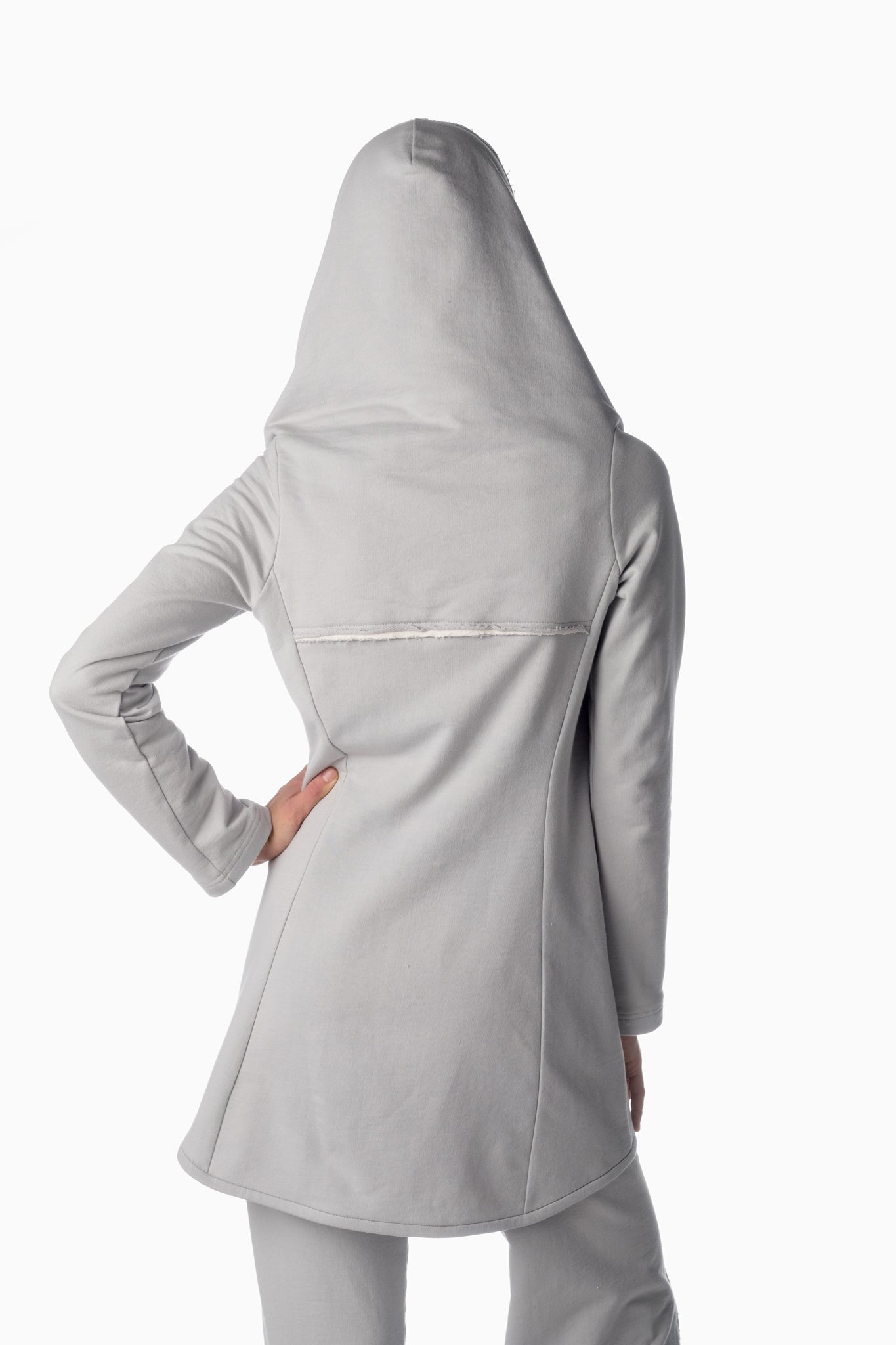 Shesha Hood™ <br>Arctic Grey | Winter White Lining