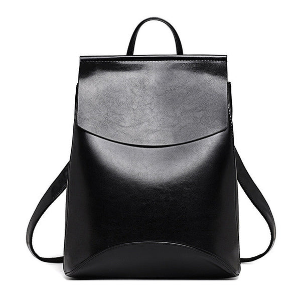 Women's Trendy Backpack-TheLeatherStore