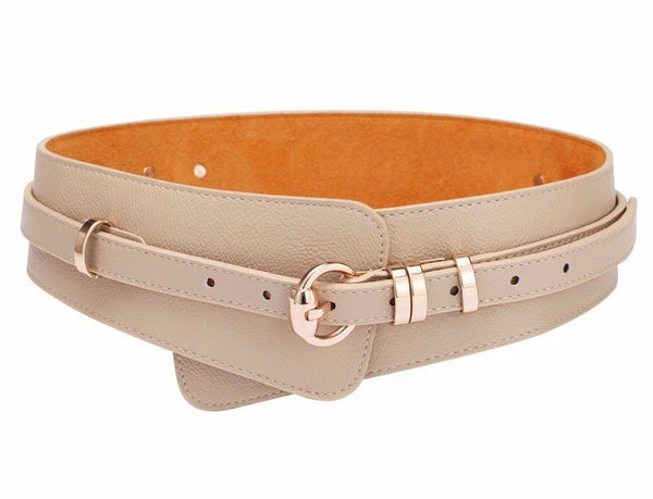 NEW!! 2017 Women 100% Genuine Leather Belt-TheLeatherStore