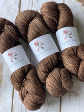 "SuperSilkySheep Sock ""Teddy Roosevelt"""