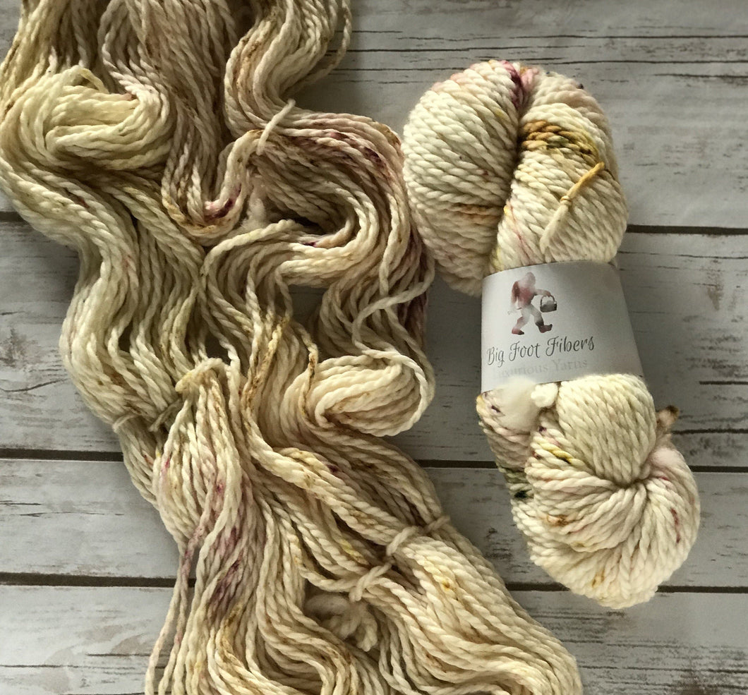 "SuperPhat Bulky ""Rose Gold"" - BigFootFibers"