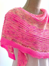 "Hug Your Cat Day Set ""The Hug Shot"" Shawl"