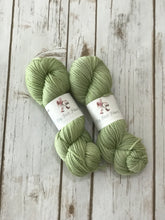 "SuperSquishy Worsted ""Minty Fresh"" - BigFootFibers"