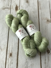 "SuperSquishy Sport ""Minty Fresh"" - BigFootFibers"