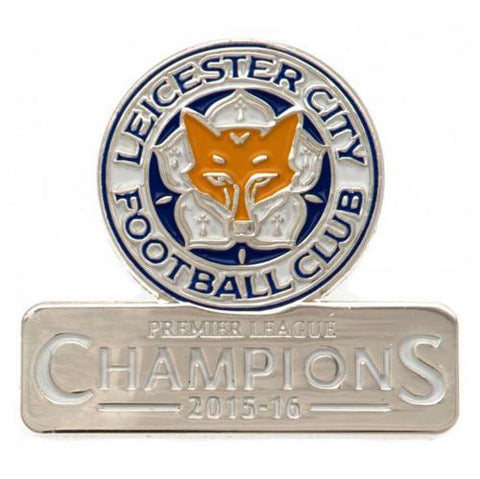 Leicester City F.C. Badge Champions