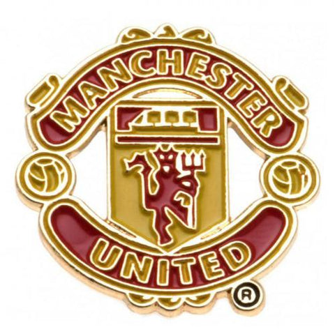 Manchester United F.C. Badge