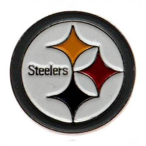 Pittsburgh Steelers Badge