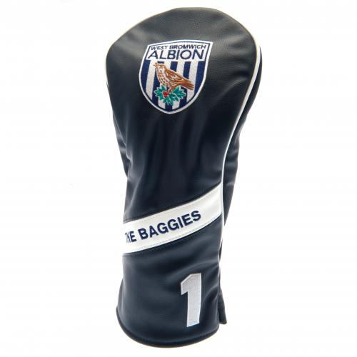 West Bromwich Albion F.C. Driver Headcover