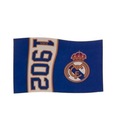 Real Madrid F.C. Flag SN
