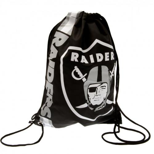 Oakland Raiders Gymnastiktaske