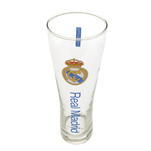 Real Madrid F.C. Højt Ølglas
