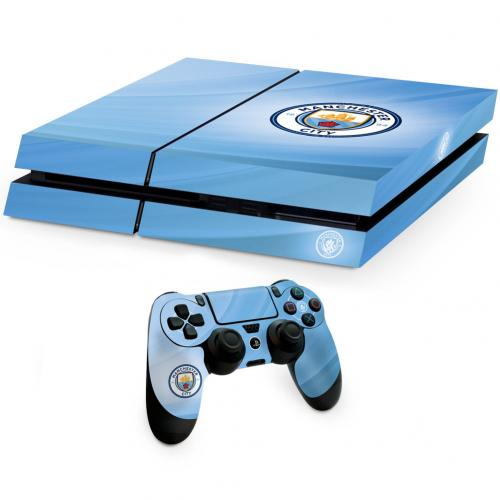 Manchester City F.C. PS4 Skin Pakke