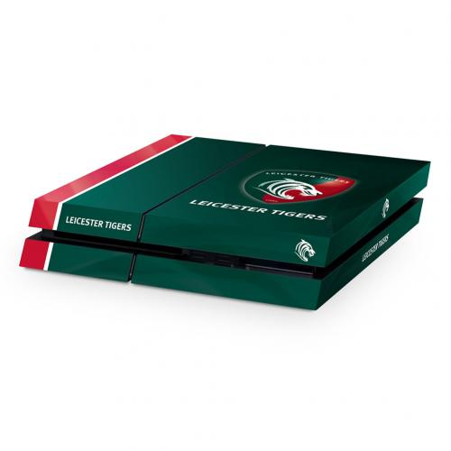 Leicester Tigers PS4 Konsol Skin