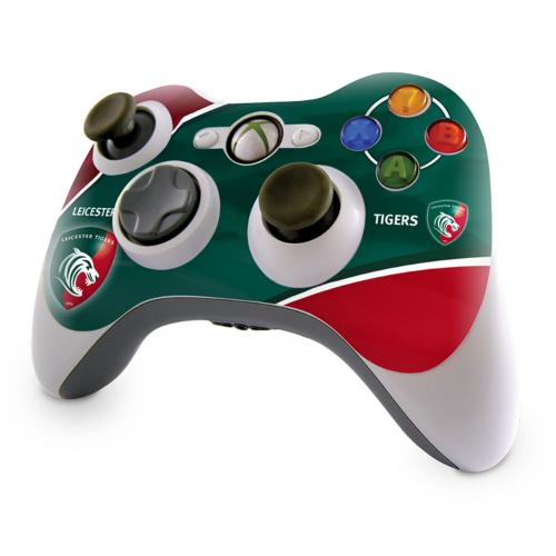 Leicester Tigers Xbox 360 Controller Skin