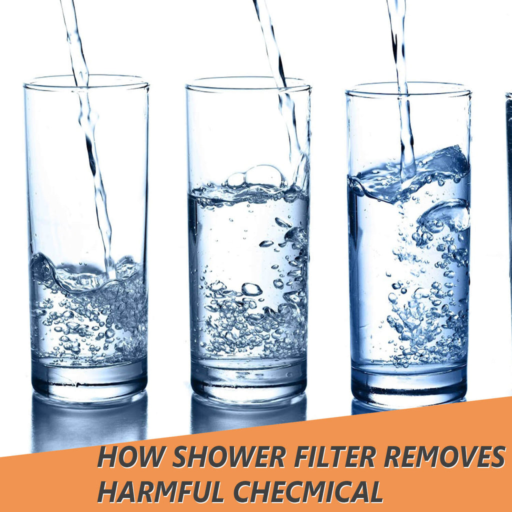 How Shower Filter Removes Harmful Chemicals That Are Dangerous to Your Health