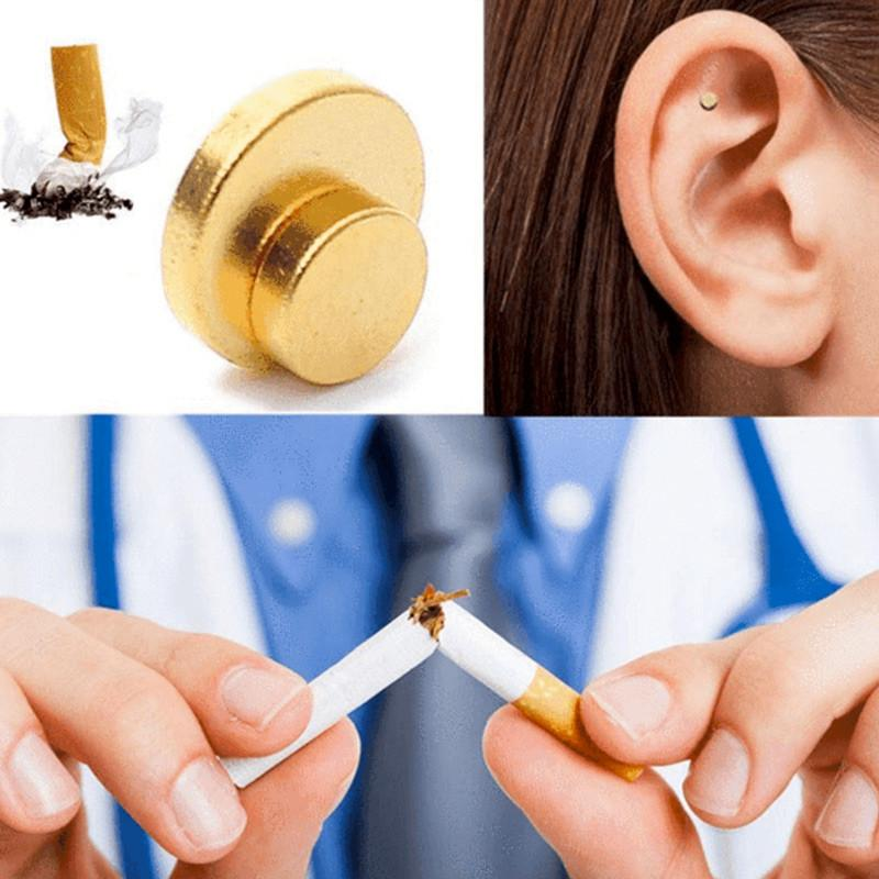 Anti-Smoking Magnetic Patch