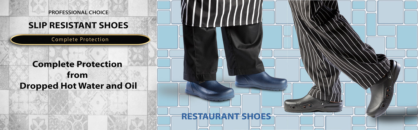 Restaurant Slip Resistant Shoes Vangelo Professional Footwear
