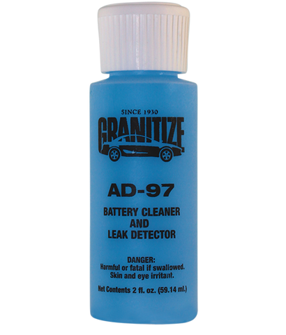 Battery Cleaner and Leak Detector