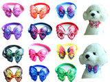 Cute Butterfly Design Adjustable Pet Bow Tie