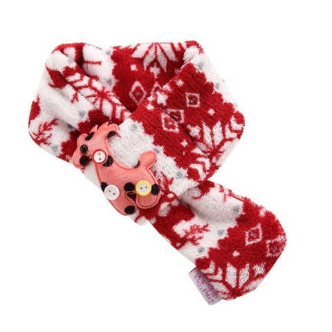 Scarf Winter Accessories Products for Pets Korean Japanese Style
