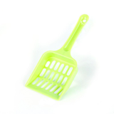 1pcs Plastic Easy Cleaning Cat Litter Shovel Portable Dog Poop Dispenser