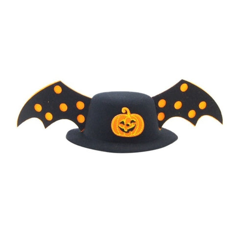 Halloween Party Decoration Christmas Pet Cat Dog Pumpkin Spider Hat