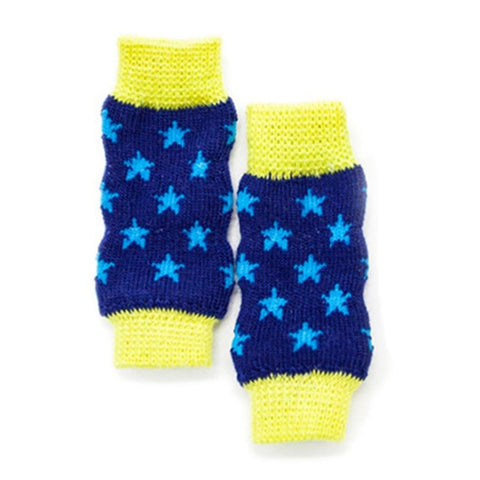 Pet Knits Socks Anti Slip Skid Bottom Open-ended Leg Warmers Pet's Care Products