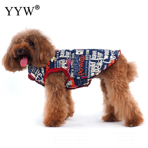 Creative Big Dog Clothing Pet Dogs Jacket Dog Shirt Costume Summer