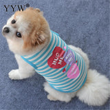 Summer Puppy Ropa Para Perro Pets Products Dog'S Clothes Accessories