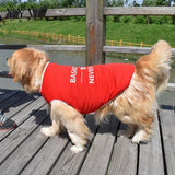 Dog Clothes Summer Pet Dog Jacket Coat