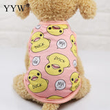 Soft Cotton Cat Dog Coat Jacket