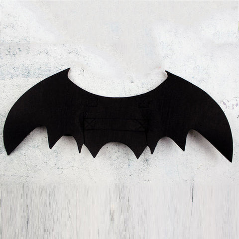 New arrival halloween bat wings pet products creative costume cat dog accessories