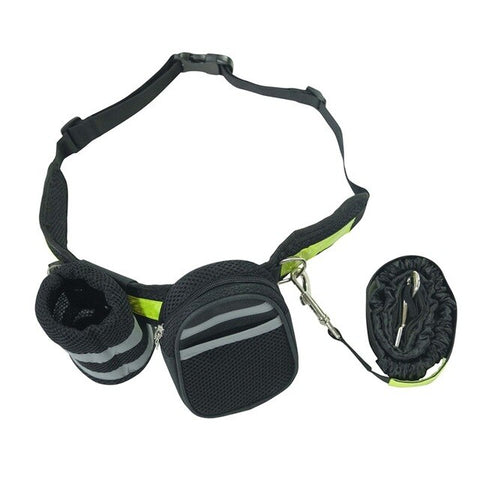 Dog-Collars Adjustable Dog Harness Leash Running Jogging For Dogs Supplies