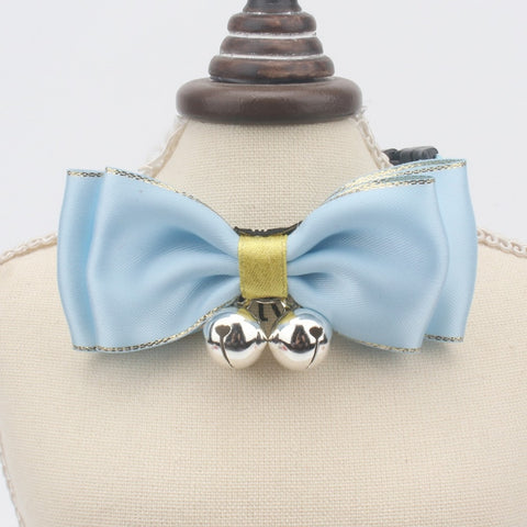 Traumdeutung Small Dogs Bows tie collar Pets Product puppy Accessories Supplies