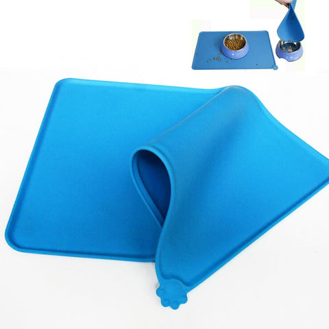 Silicone pet pad dog food Pet products
