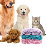 Absorbent Towel Cat and Dog Cleaning Products Household Pet Supplies