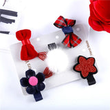 PipiFren Dogs Bows Hair Clips Accessories Yorkshire For Dogs
