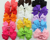 Big dog hair bows for holidays pet dog hair accessories pet grooming products