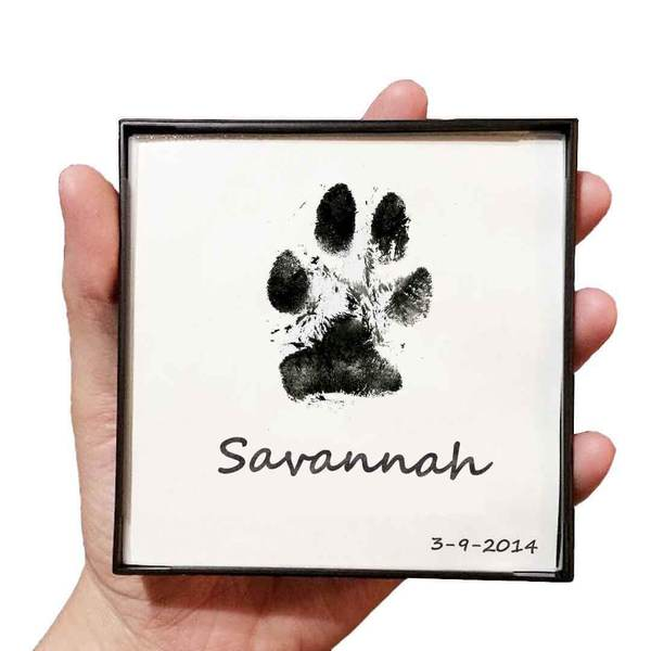 Paw Print Pad Share your memories
