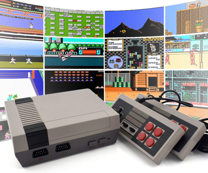 Retro Console - Endless Hours of Fun