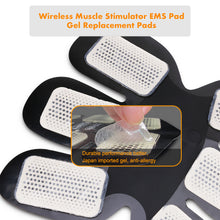 EMS Abs & Biceps Replacement Pads