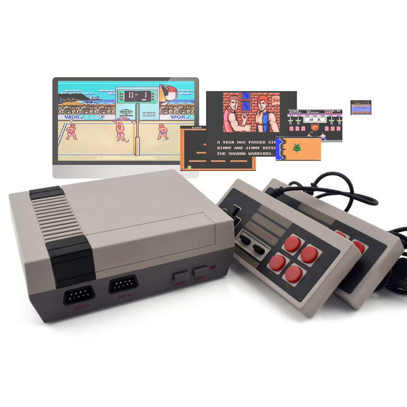 Retro Gaming Console - Special Edition HDMI - 600 Games – OMG Selection 75098fbed